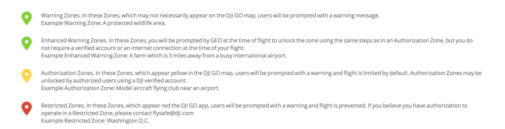 Unlock a DJI No Fly Zone - Approved Drone Pilots